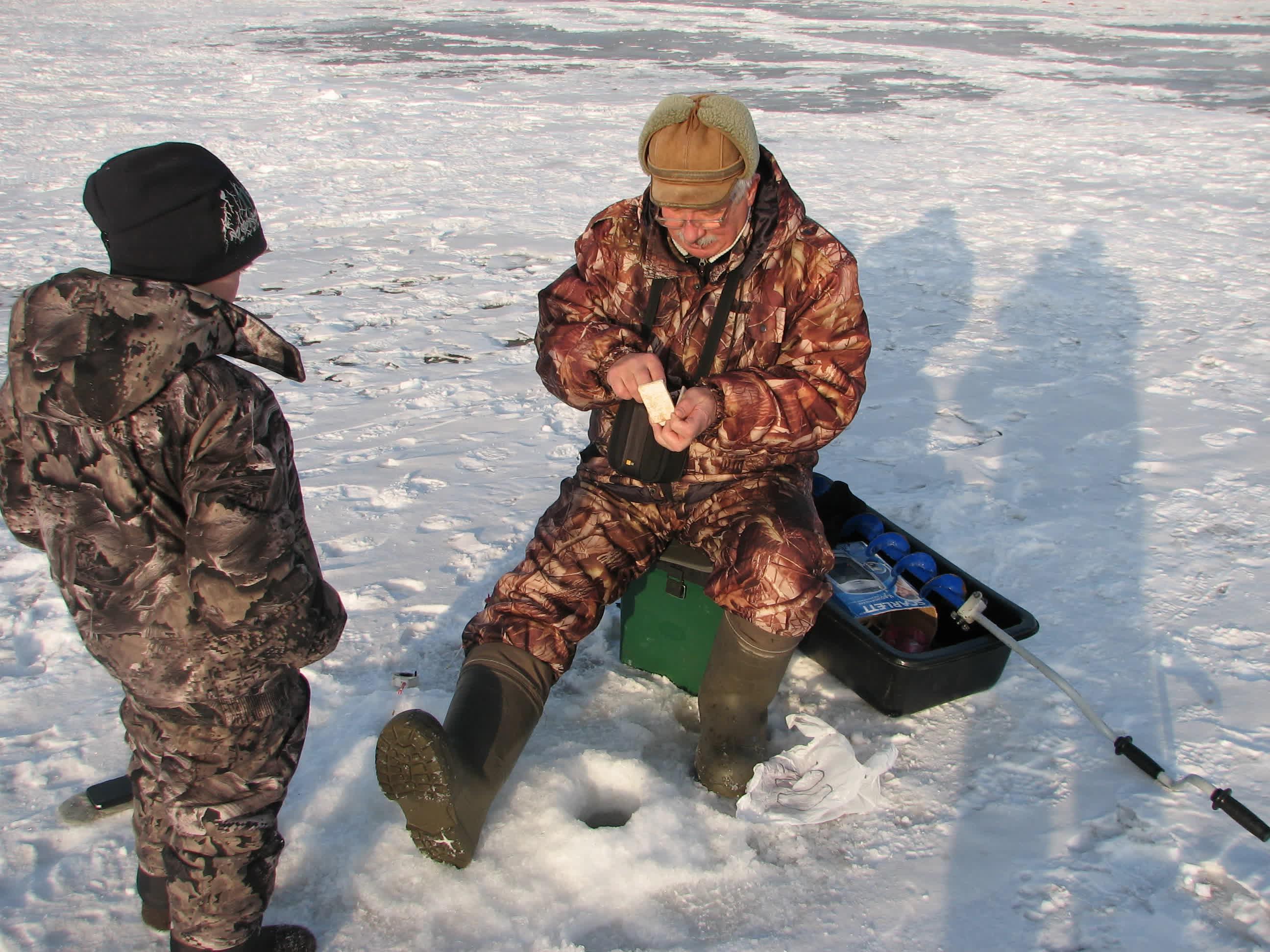 Общество рыболовов и охотников добрянка